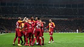Galatasaray Avrupa'nın zirvesine yerleşti