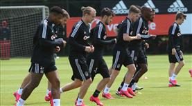 Beşiktaş, FTA Antalyaspor'a hazırlandı