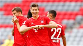 Lewagol ve Bayern tarih yazdı