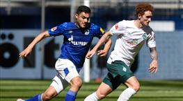 Schalke kayıplarda