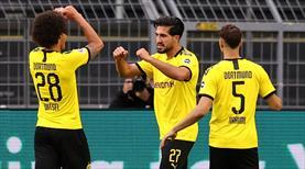 Emre Can attı, Dortmund kazandı