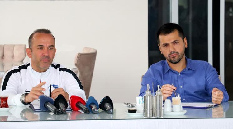 Erzurumspor'un hedefi Süper Lig