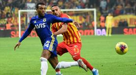 Fenerbahçe: 28 - Kayserispor: 9