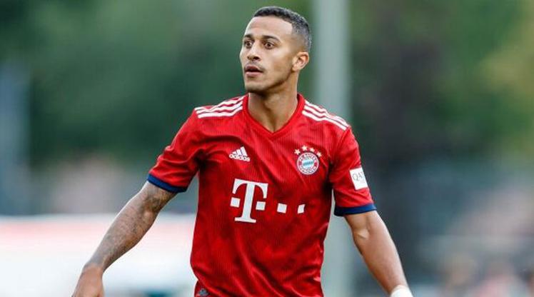 Bayern'de Alcantara şoku