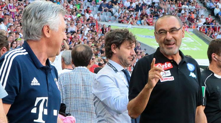 Ancelotti ve Sarri bu sözleri duymasın