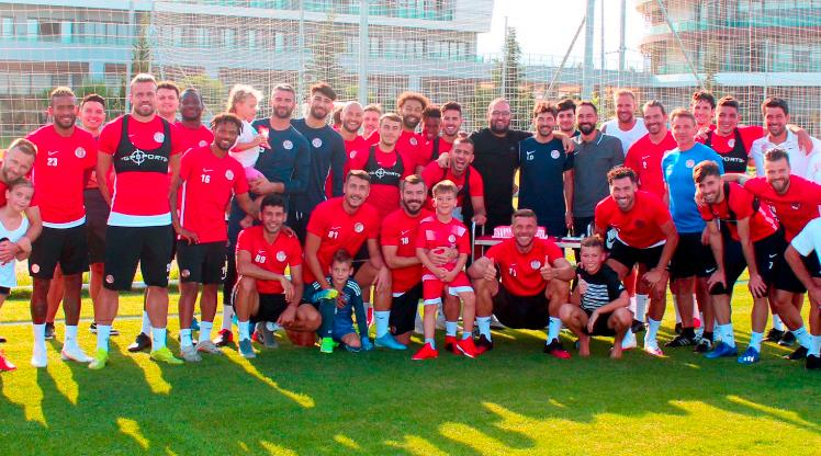 Antalyaspor, rotasını kupaya çevirdi