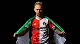 Feyenoord'da imza var