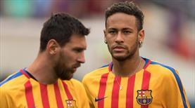 Neymar Barça'ya tazminat ödeyecek