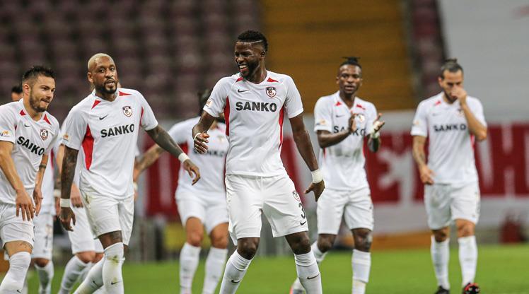 Gaziantep FK'nın gözü Afrika'da