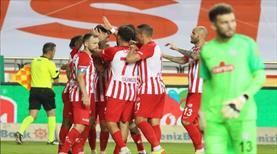 Antalyaspor'un yükselişi sürüyor