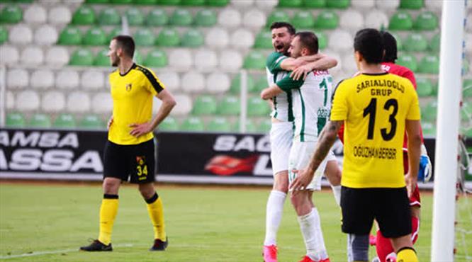 Giresunspor-İstanbulspor maçının ardından