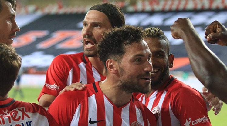 Antalyaspor'dan Sinan açıklaması