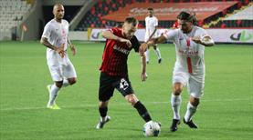 Gaziantep FK - Fraport TAV Antalyaspor: 1-1 (ÖZET)