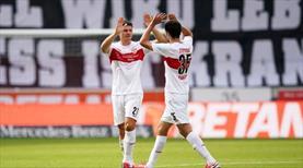 Stuttgart Bundesliga'ya yükseldi