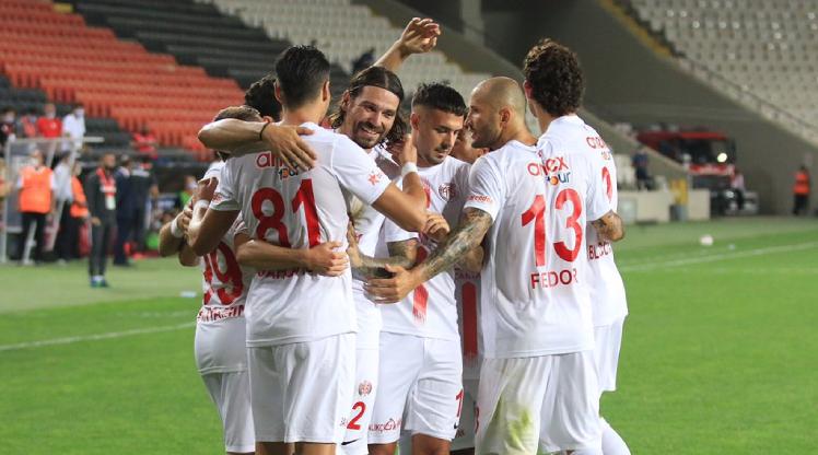 Antalyaspor'dan kulüp rekoru