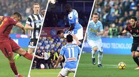 Serie A'da gözler 29. haftaya çevrildi
