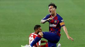Barça şampiyonluk yolunda yara aldı