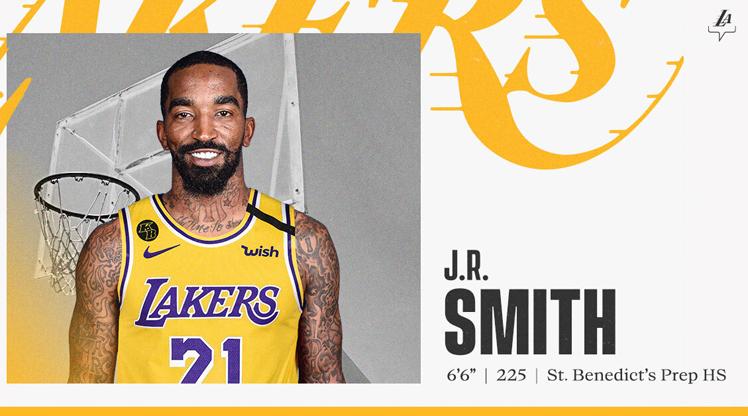 Tecrübeli guard Lakers'ta