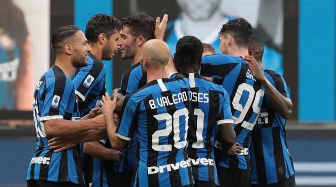 Inter'den yarım düzine gol (ÖZET)