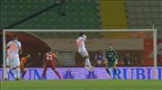 Mustafa Pektemek oyuna girdi, golünü attı