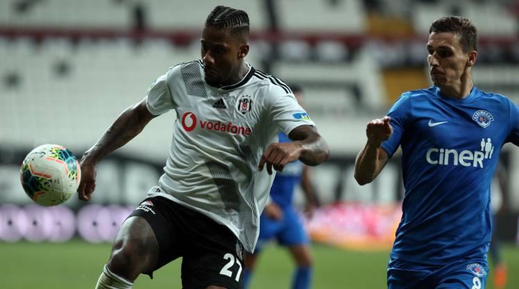 Beşiktaş, Malatyaspor deplasmanında