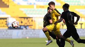 İstanbulspor - Osmanlıspor: 1-0 (ÖZET)