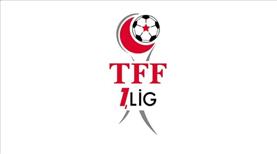 İşte TFF 1. Lig'de 34. haftanın programı
