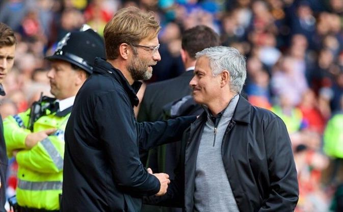 Klopp ve Mourinho'dan tepki