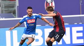 Napoli kaçtı, Bologna yakaladı (ÖZET)