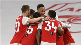 FA Cup'ta ilk finalist belli oldu