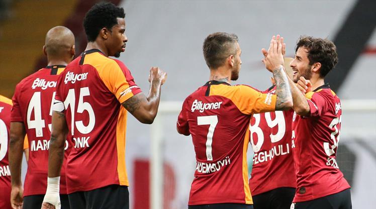 İşte Galatasaray-Göztepe maçının notları