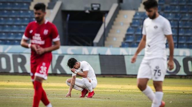 Osmanlıspor-Balıkesirspor maçının ardından