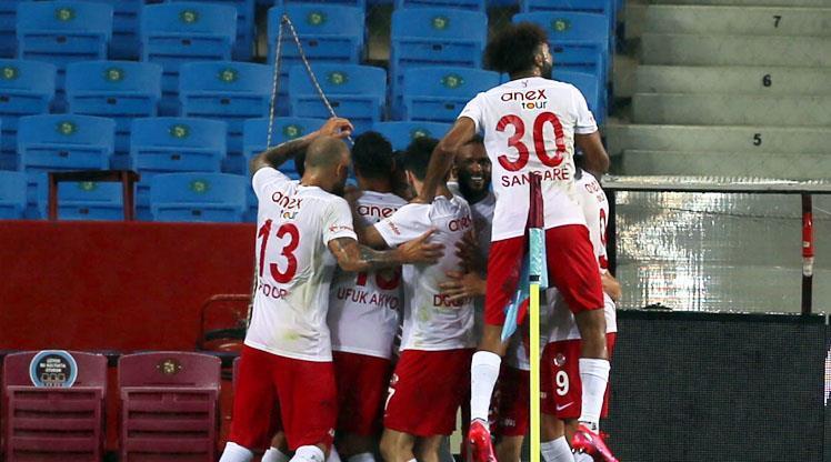 Antalyaspor rekorla tamamladı