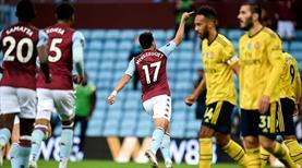 Aston Villa'ya Trezeguet hayat verdi