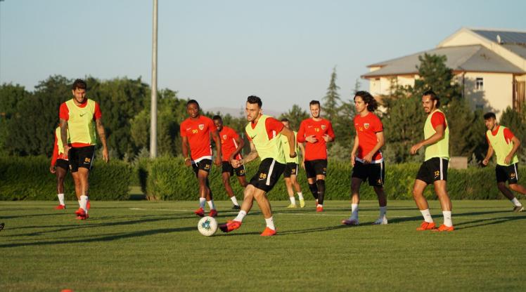 Kayserispor'da Trabzonspor hazırlıkları