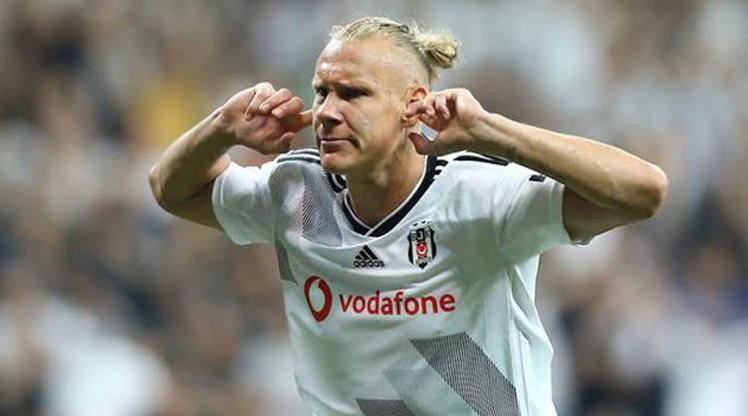Beşiktaş'ın en istikrarlısı Vida