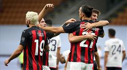 Milan'dan farklı final (ÖZET)