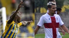 Antalyaspor'dan iki transfer