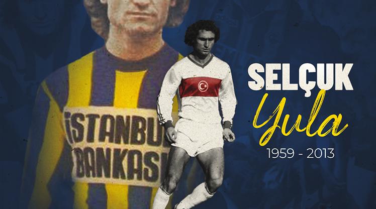 Fenerbahçe efsanesini unutmadı