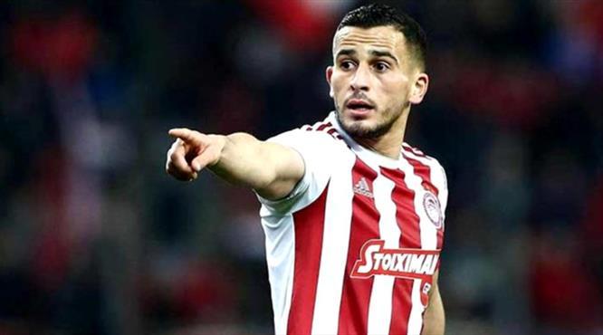 Galatasaray'da Omar Elabdellaoui imzaya kaldı