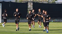 Erzurumspor sezonu açtı