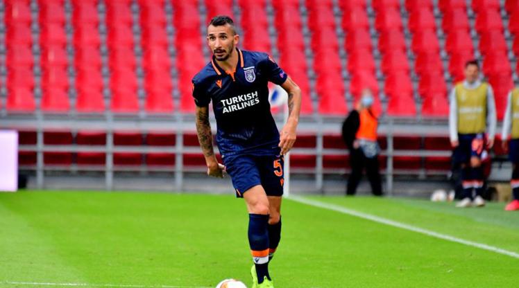 Mehmet Topal'ın sözleşmesi uzatıldı
