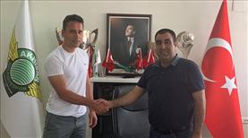 Akhisarspor Cem Kavçak'la anlaştı