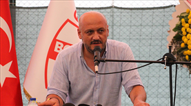 Boluspor'da başkanlığa Abat seçildi