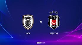 Beşiktaş'ın Devler Ligi'ndeki rakibi PAOK