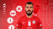 Antalyaspor'dan Yekta'ya veda