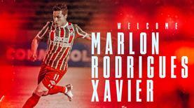 Trabzonspor, Marlon'u resmen açıkladı