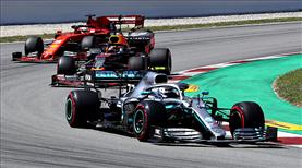 F1 heyecanı İspanya'da sürüyor