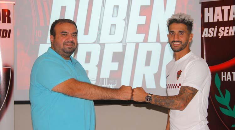 Ruben Ribeiro, Hatayspor'da