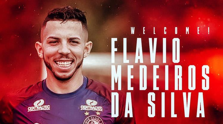 Flavio'dan Trabzonspor'a 4 yıllık imza